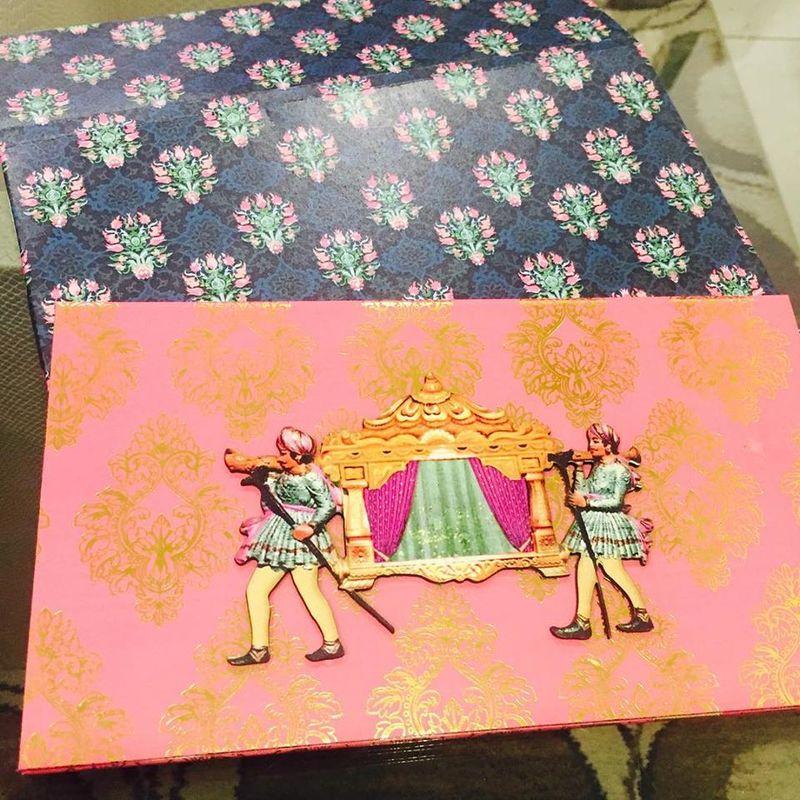 Taj Invitations