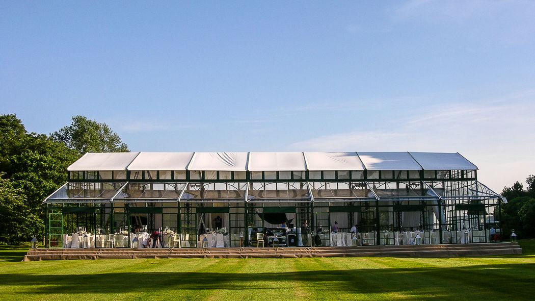 Mobile Orangerie (Zelte & temporäre Bauten)