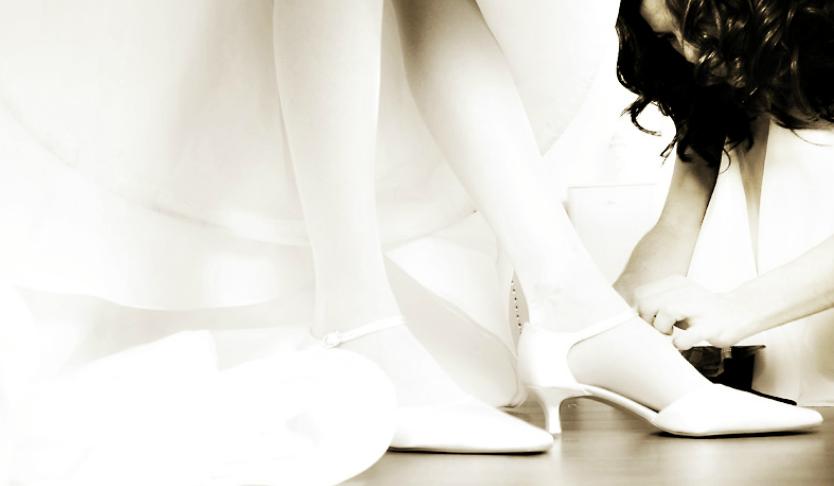 Beispiel: Fotos von den Vorbereitungen, Foto: Traumfoto Hochzeitsfotografie.