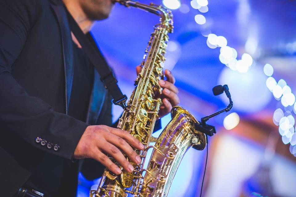 David Chávez Saxofonista