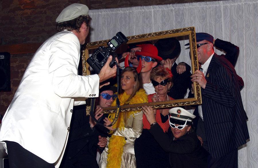 Der Hochzeitskünstler - Reinhard Ottow Entertainment