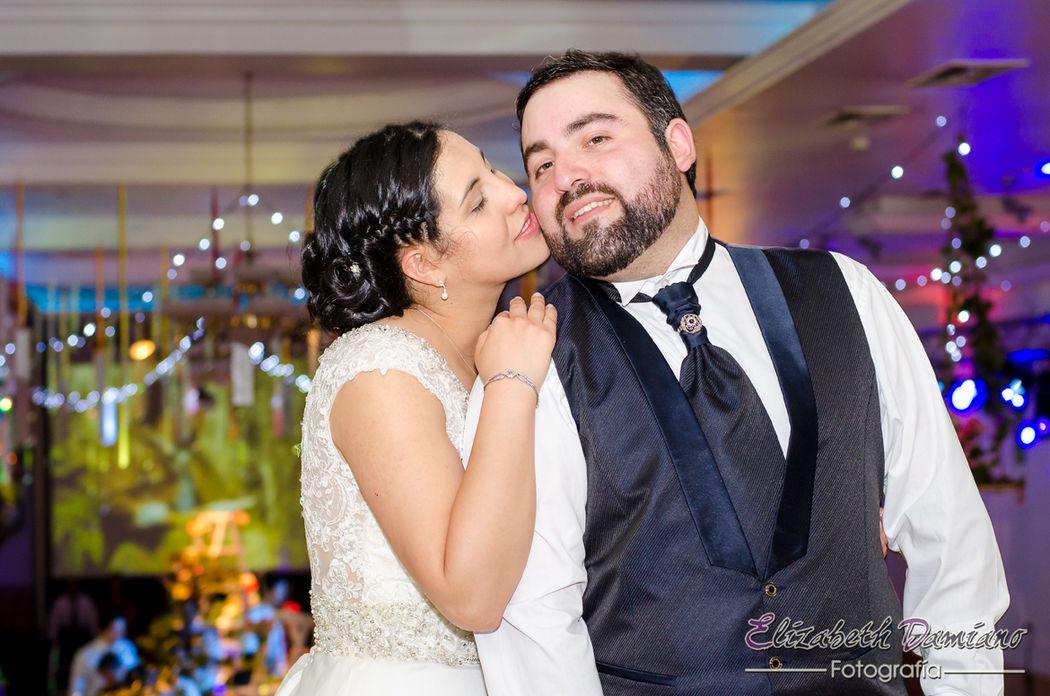 Claudia y Mauricio - Matrimonio