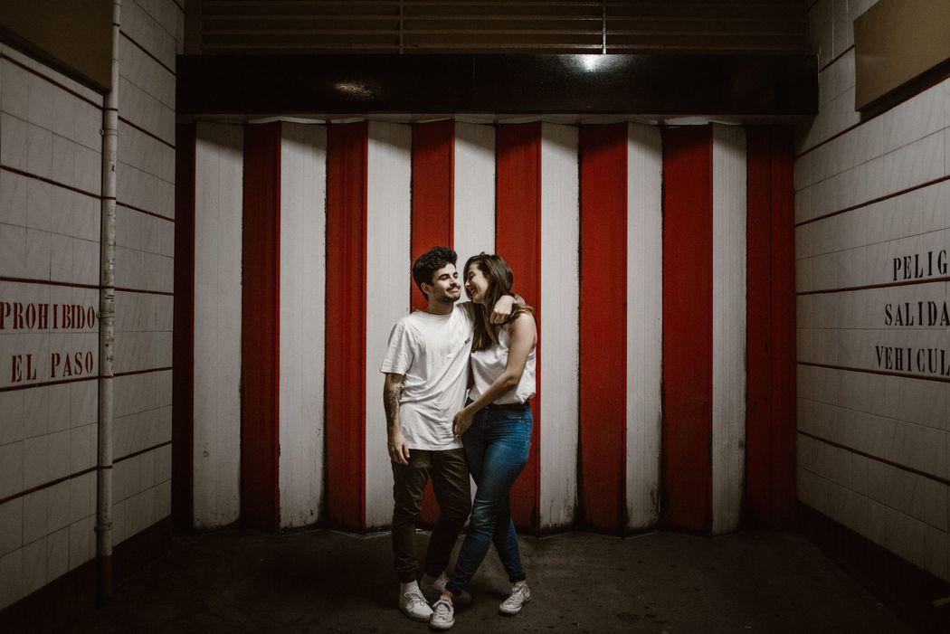 Adriana & Antonio en Málaga