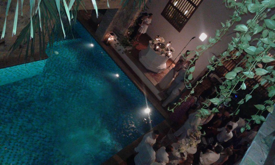 Hotel Casa San Agustin - Matrimonio