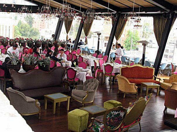 Restaurante El Techo