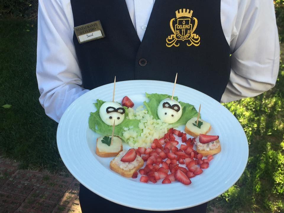 O Restaurante O Celeiro