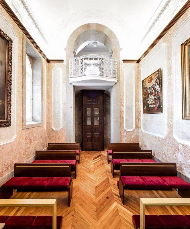 Palácio da Igreja Velha