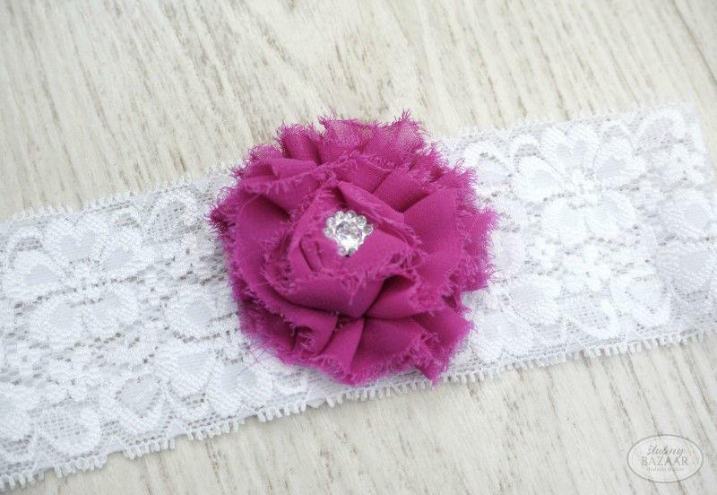 Ślubny Bazaar - podwiązki ślubne