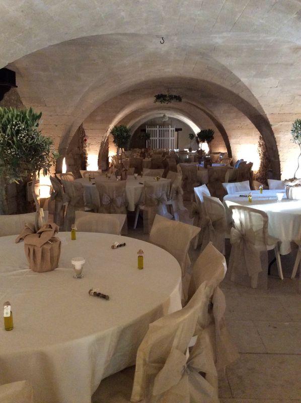 La Ferme Saint-Hugues - La salle
