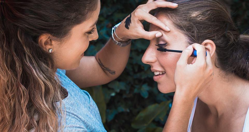Make Up Danis Silva