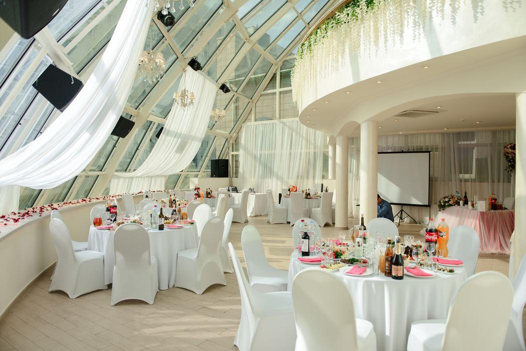 Банкетный зал Bianco