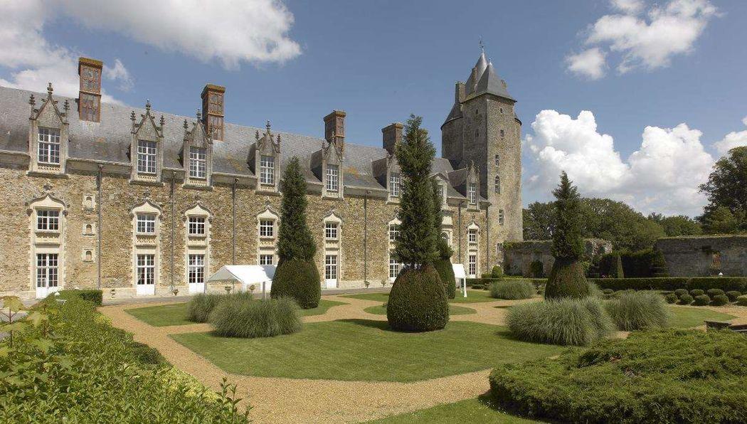 Château de la Groulais