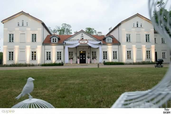 Pałac w Łochowie
