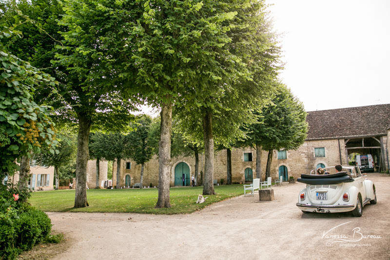 Jardins du Château de Barbirey