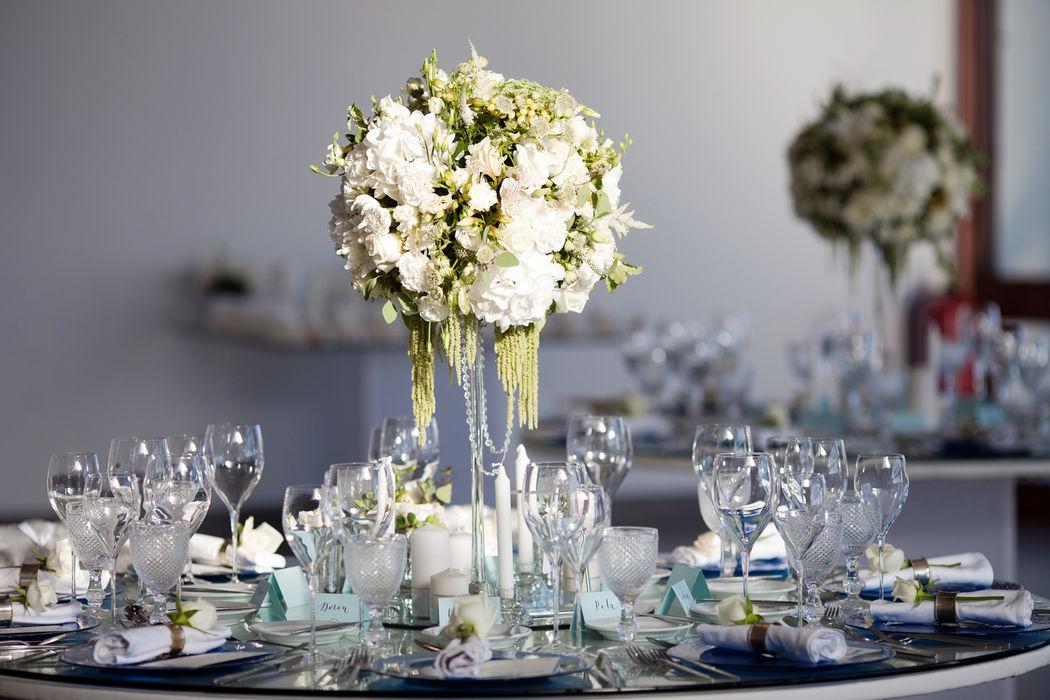 Dream Weddings Europe - Décoration de table Portugal