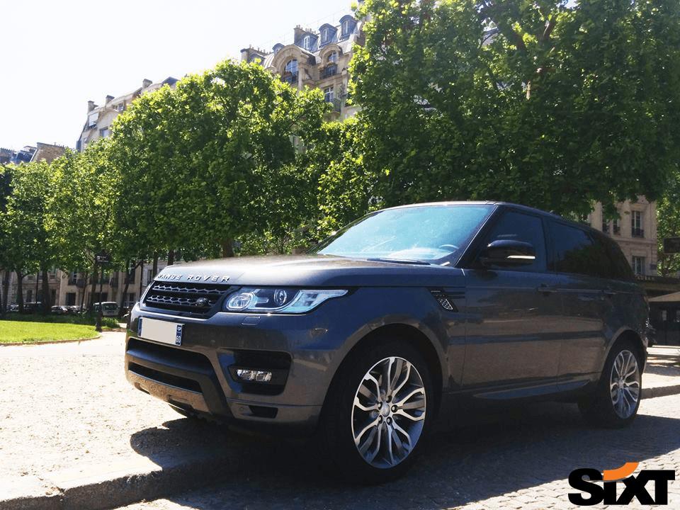 Sixt location de voitures Paris, Nice, Bordeaux...