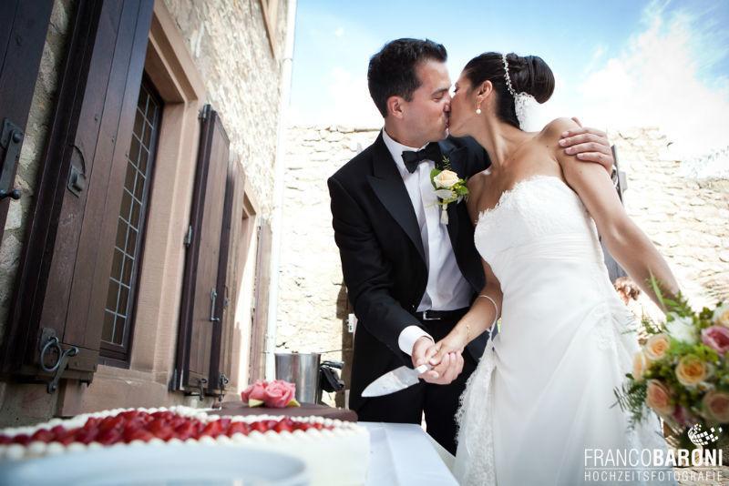 Beispiel: Romantische Reportage Ihrer Hochzeit, Foto: Franco Baroni.