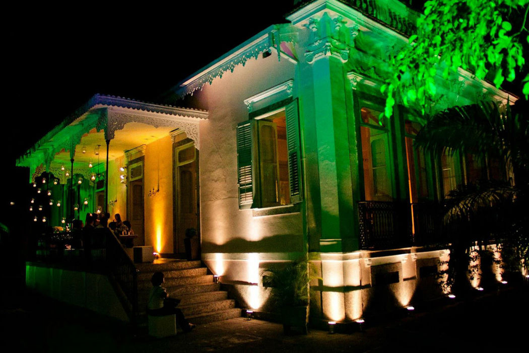 Casa de Festas Solar das Palmeiras