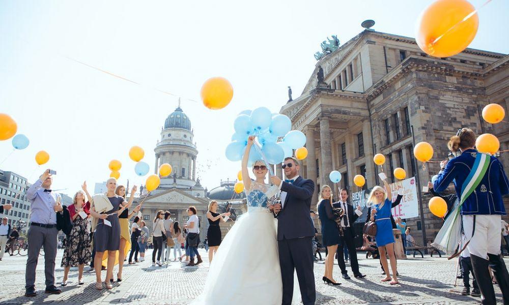 Mad Men Wedding / Foto: Gretchen Fotografie / Freakin' Fine Weddings by Svenja Schirk