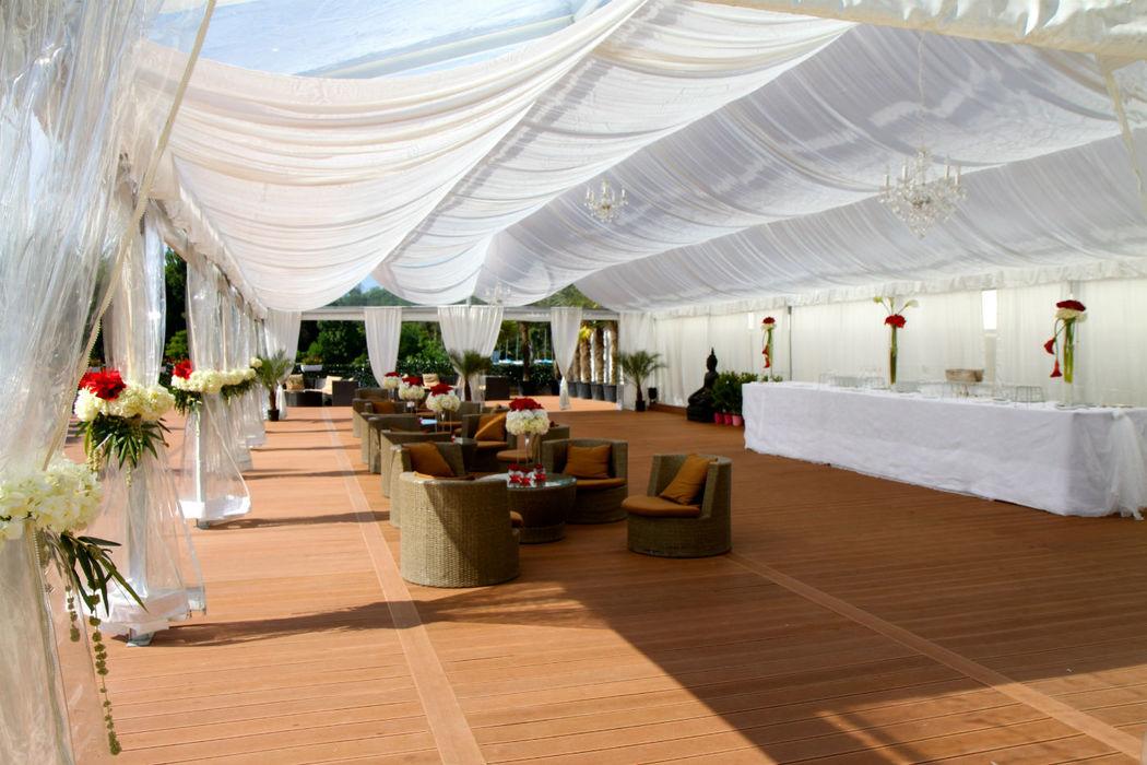 Terasse du Yacht Club ( 650 m²)
