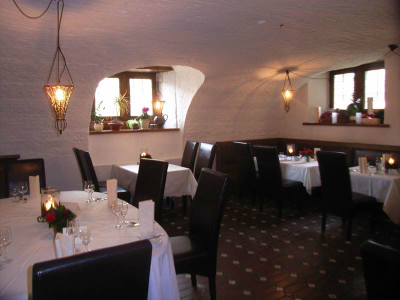 Beispiel: Gesindekeller, Foto: Schloss Reinbek.