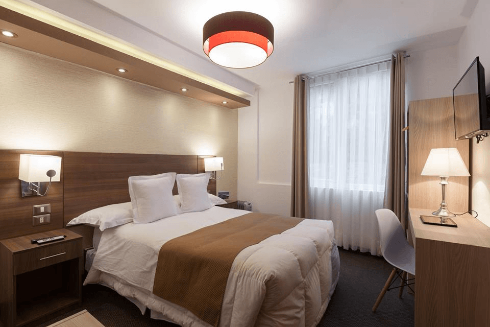 Hoteles Inti Punku