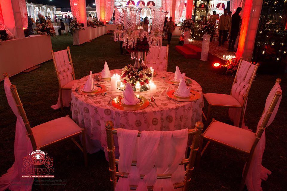 Perfexion Wedding Planner