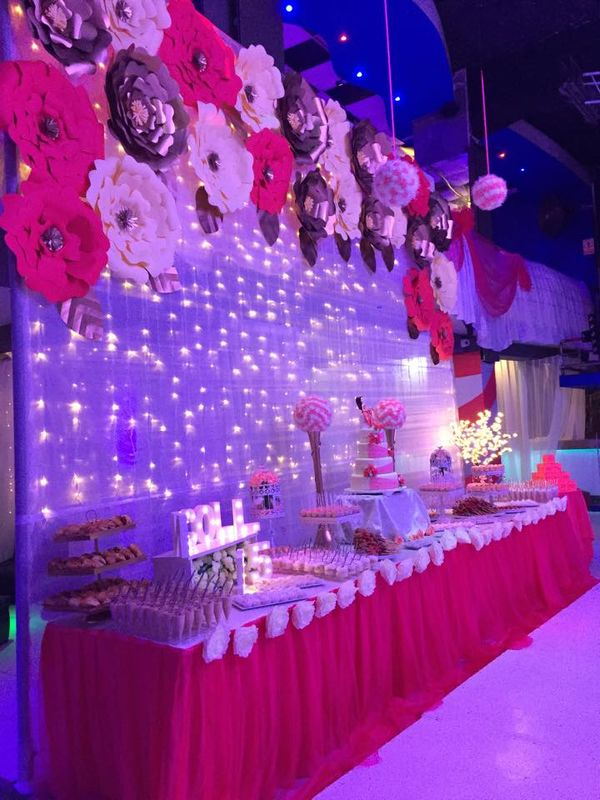 Davana Party Package