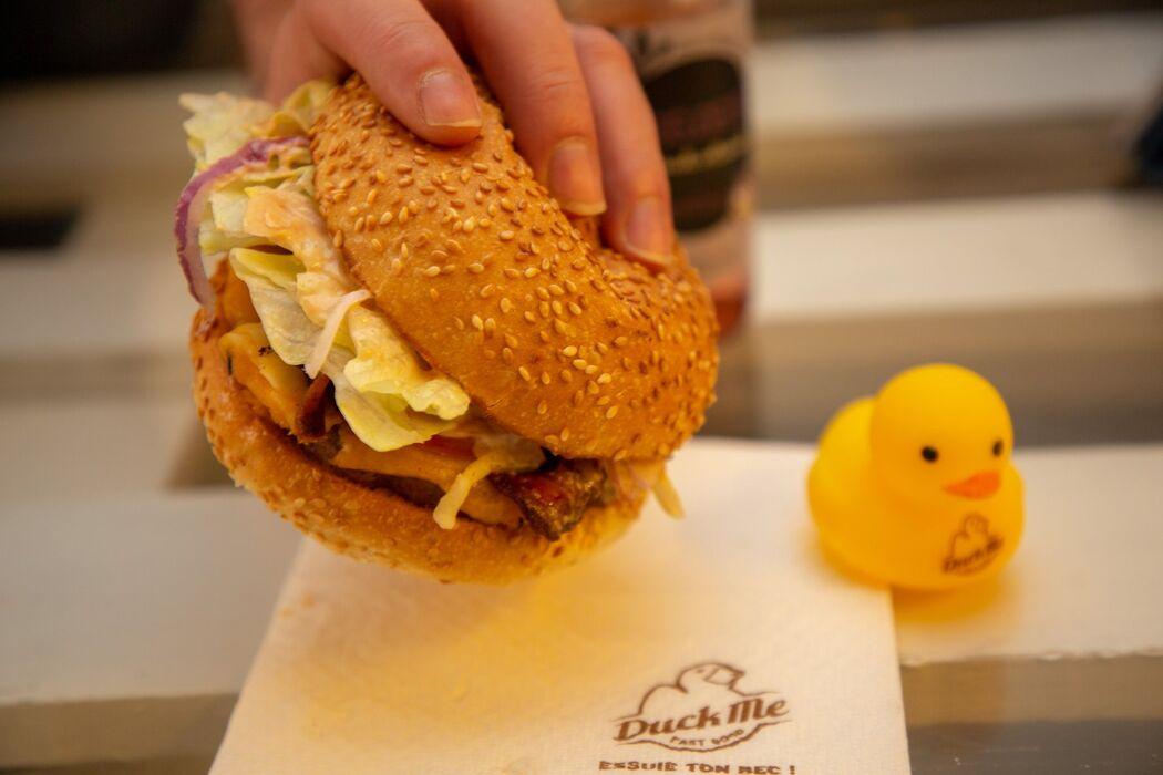 Duck Me