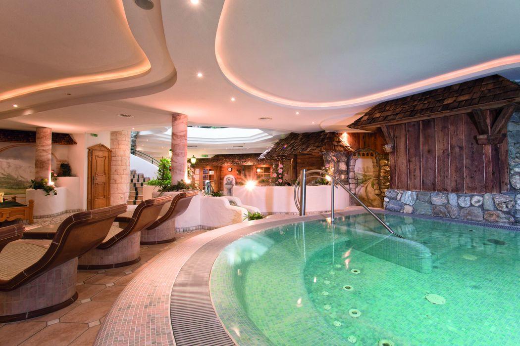 2.600 m² Wellness & Entspannung im Hotel Seehof