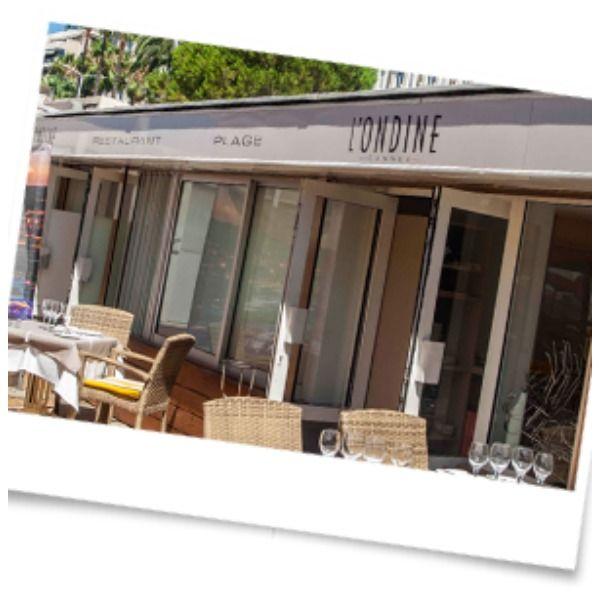 Restaurant Plage l'Ondine