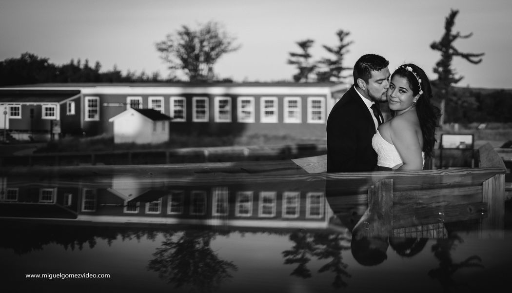 Abi & Jose Trash The Dress  MICHIGAN EU