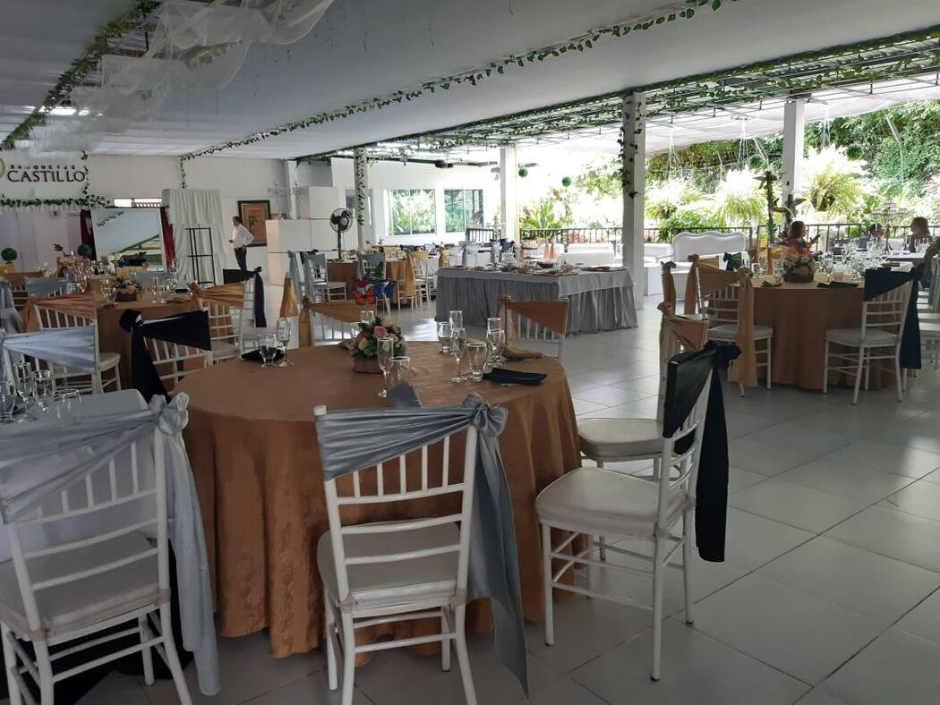 Banquetes castillo neiva