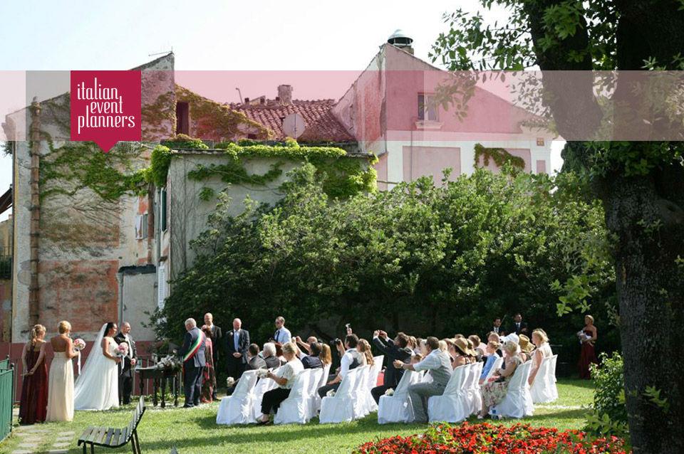 Dutch Wedding in Ravello