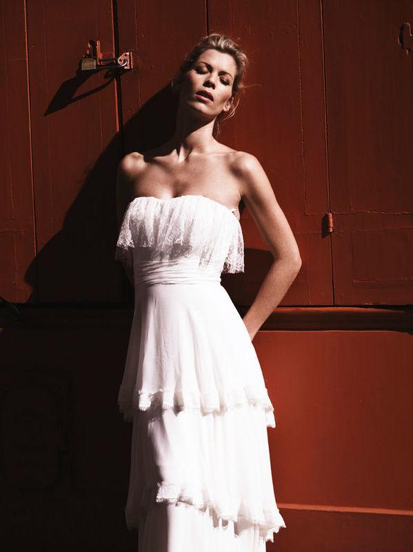 Beispiel: Brautmode für jeden Geschmack, Foto: Salon.