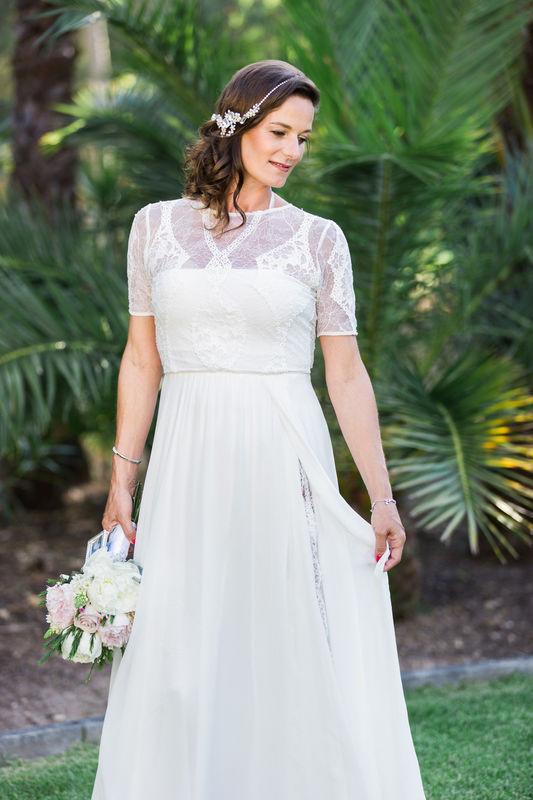 Bianca Pereira Make-Up Artist  Photo @passionatewedding Wedding Planning @algarveweddingplanners