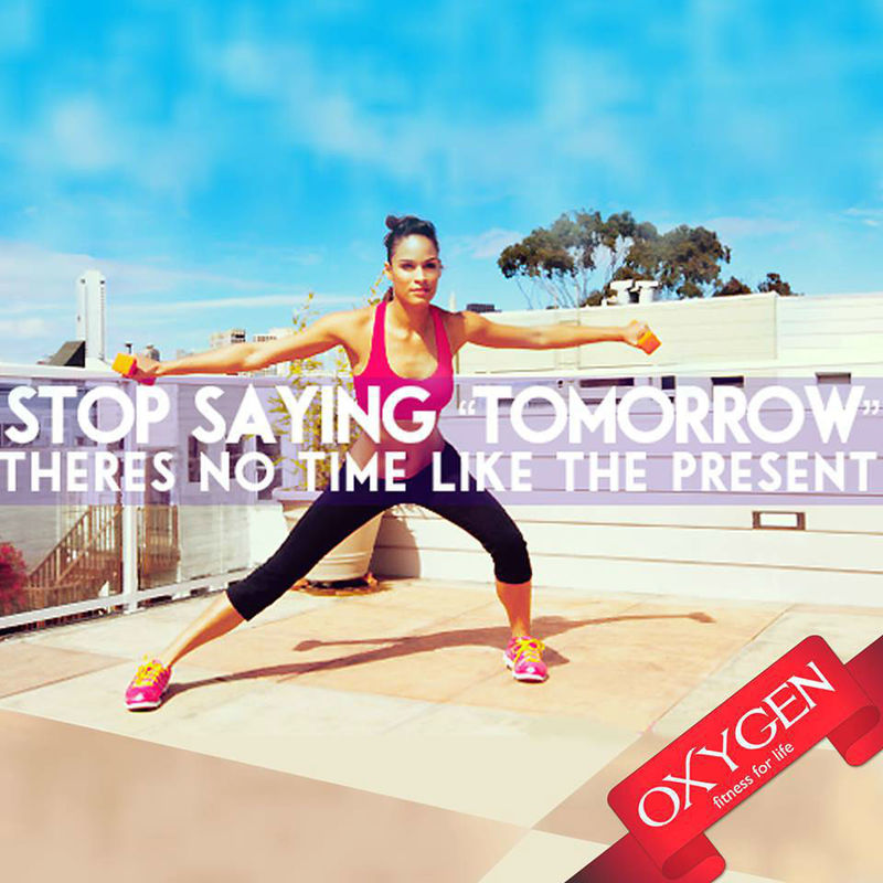 Oxygen Fitness for Life Xalapa