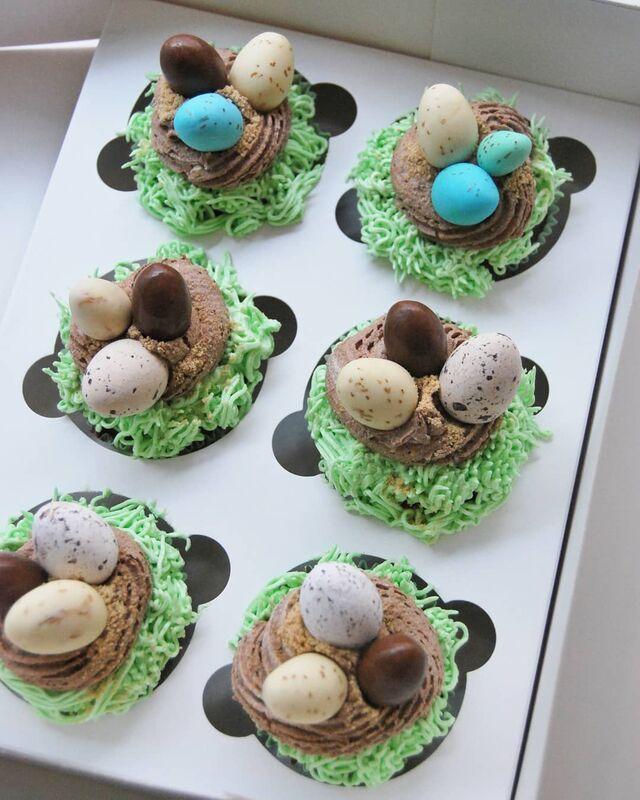 A nadie le amarga un Cupcake
