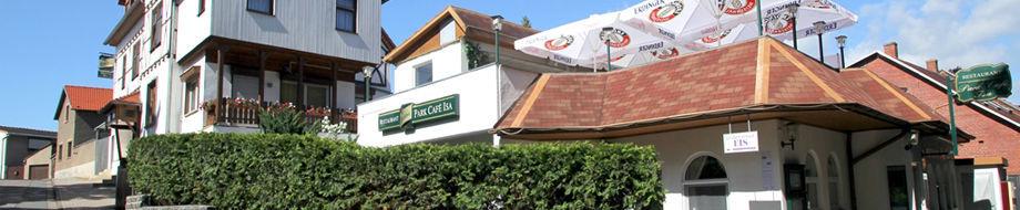 """Park-Cafe """"ISA"""""""
