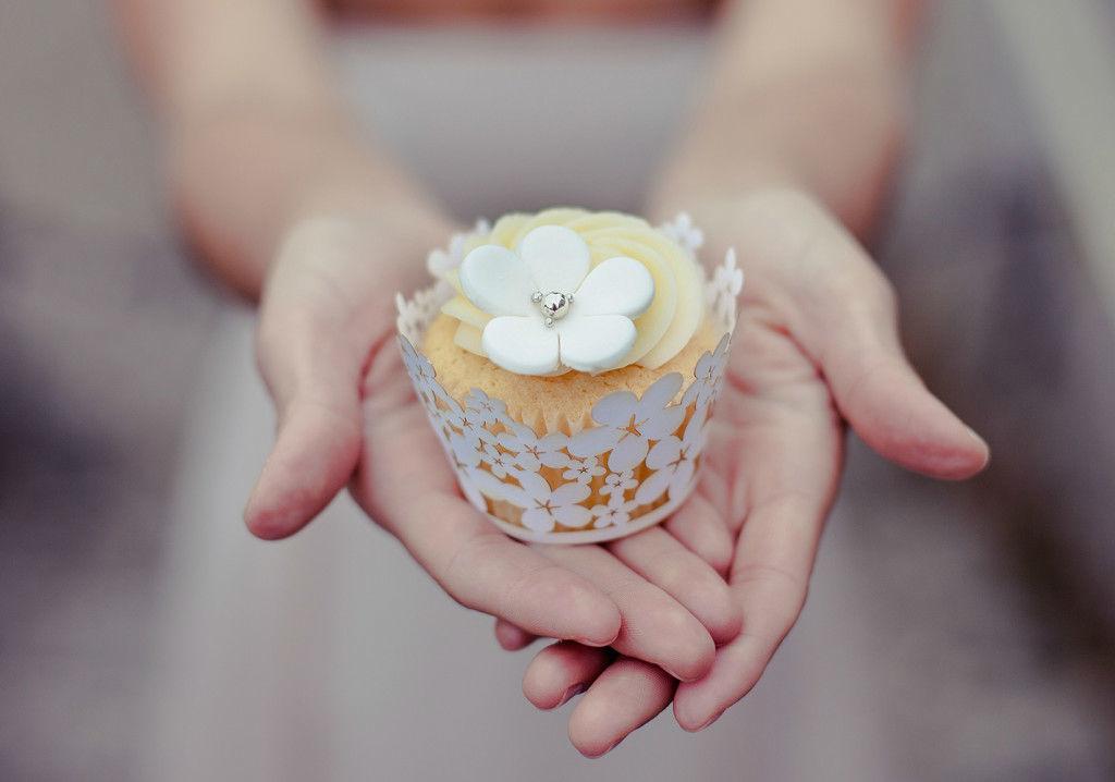 Beispiel: Cupcakes aus liebevoller Handarbeit, Foto: Cupcake Affair.