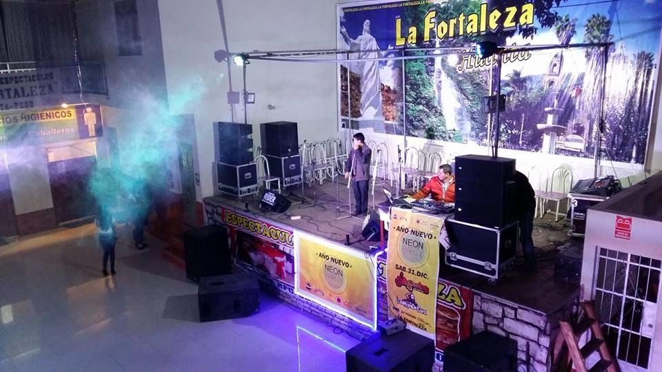 "Restaurant - Espectaculos "" La Fortaleza """