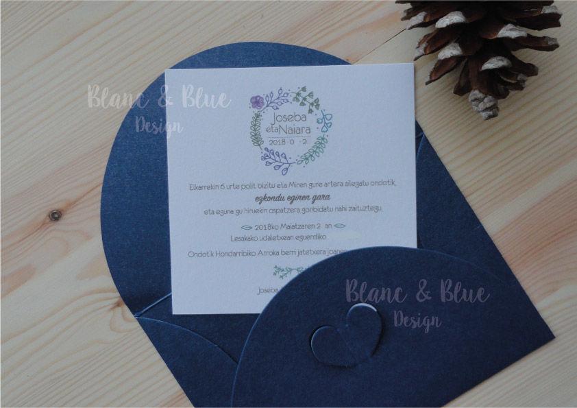 Blanc & Blue Design