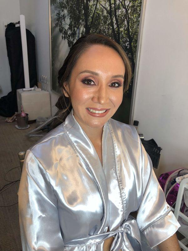Génesis Morales Makeup