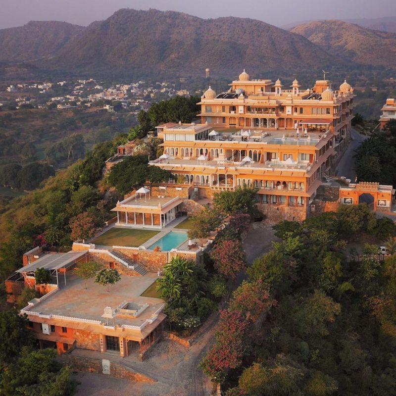 Fateh Garh Udaipur