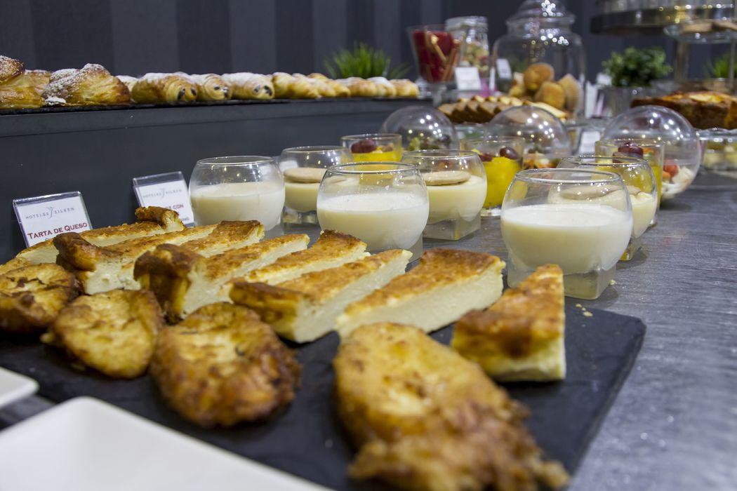 Productos Buffet Desayunos