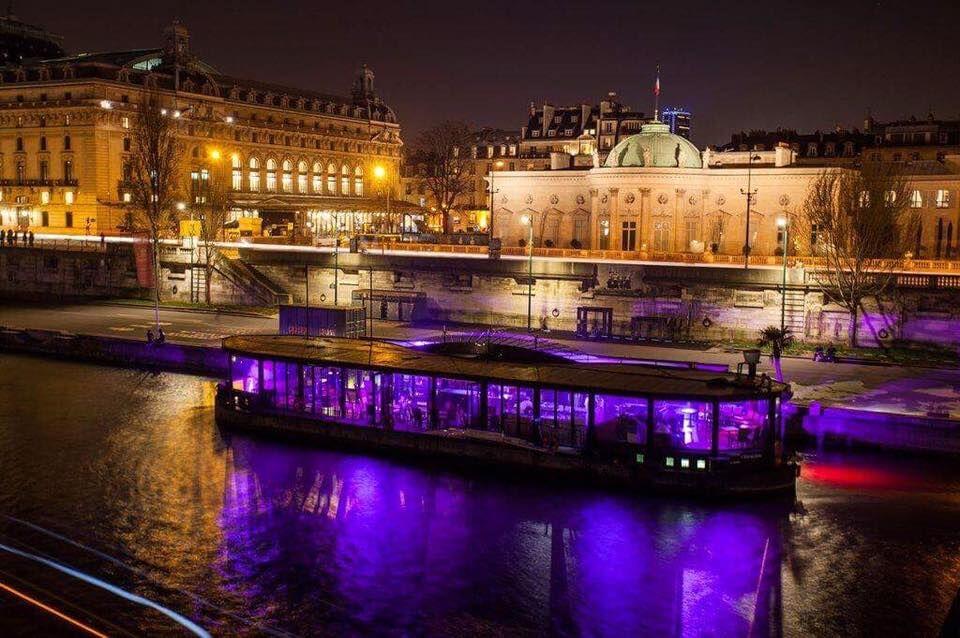 La Pause parisienne