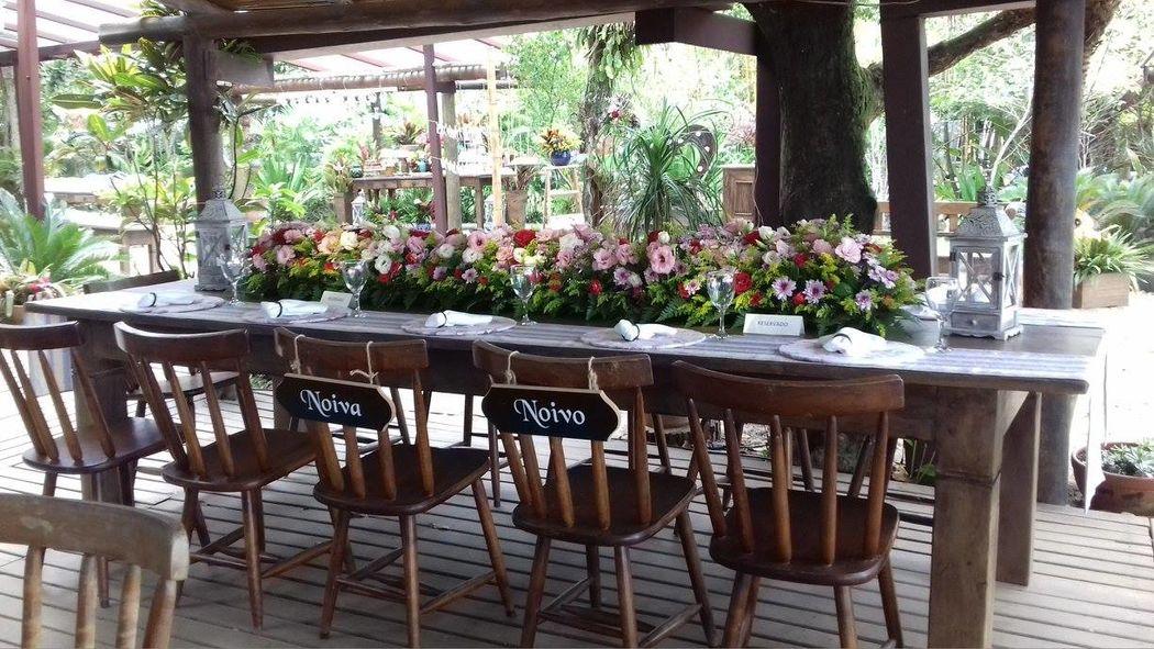 Flor da Mata Decoração de Eventos - Casamentos na Praia