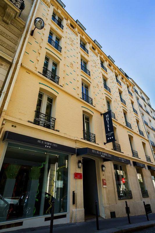 Hôtel Arc de Triomphe Etoile