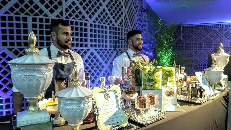 Open Bar Drinkeria Luxe Prime
