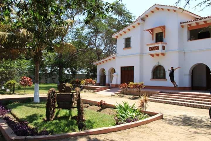 Centro De Recepciones Quinta Baca